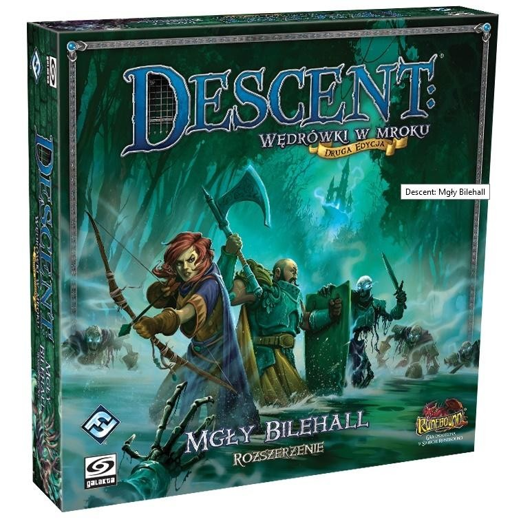 Descent :Mgły Bilehall