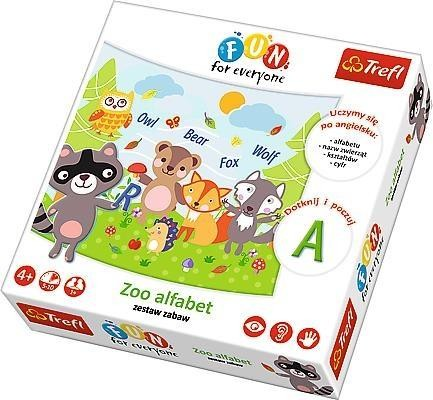 Fun for everyone - Zoo alfabet